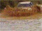 "Lancia Delta ""drownes"" in mud - 1,75 MB (no sound)"