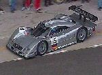 1999 - One lap at Le Mans in a Mercedes Benz CLK-GTR, driver Christophe Bouchout. 21,8 MB.
