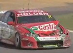 Jim Richards hits a kangaroo, during the Bathurst1000 in 2004 -  8 MB no sound