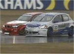 Jan Magnussen (Peugeot) vs Casper Eldgaard (BMW) - DTC race - 30. august 2003 - JyllandsRingen (DK) - 17,2 MB